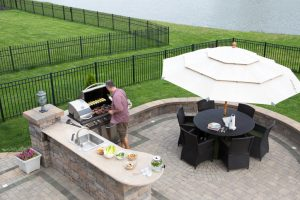 Outdoor Kitchen Healdsburg