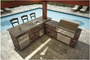 Outdoor Kitchen Sebastopol